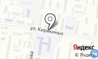 Почтовое отделение ИВАНОВО 32 на карте