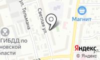 Почтовое отделение ИВАНОВО 43 на карте