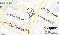 Почтовое отделение ИВАНОВО 12 на карте