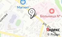 Почтовое отделение ИВАНОВО 5 на карте