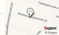 Почтовое отделение НОВОАЛЕКСАНДРОВСК 3 на карте