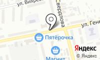 Почтовое отделение ШУЯ 12 на карте