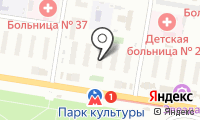 Почтовое отделение НИЖНИЙ НОВГОРОД 41 на карте
