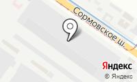 Почтовое отделение НИЖНИЙ НОВГОРОД 52 на карте
