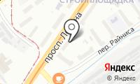 Почтовое отделение НИЖНИЙ НОВГОРОД 64 на карте