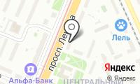 Почтовое отделение НИЖНИЙ НОВГОРОД 76 на карте