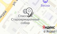 Церковная лавка на карте