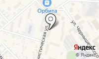 Почтовое отделение КАМЕНКА 6 на карте