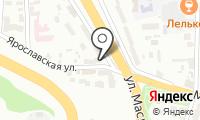 Лукойл-Интер-Кард на карте