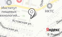 Почтовое отделение НИЖНИЙ НОВГОРОД 62 на карте
