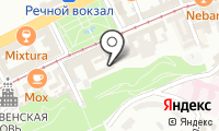 Почтовое отделение НИЖНИЙ НОВГОРОД 1 на карте