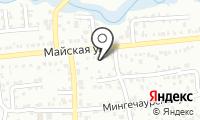 Почтовое отделение ВОЛГОГРАД 23 на карте