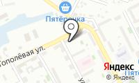 Почтовое отделение ВОЛГОГРАД 21 на карте