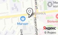 Почтовое отделение ВОЛГОГРАД 2 на карте