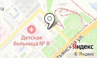 Почтовое отделение ВОЛГОГРАД 1 на карте