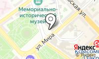 Почтовое отделение ВОЛГОГРАД 66 на карте