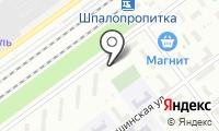 Почтовое отделение ВОЛГОГРАД 29 на карте
