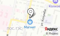 Почтовое отделение ВОЛГОГРАД 39 на карте