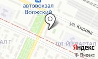 Почтовое отделение ВОЛЖСКИЙ 22 на карте