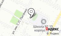 Почтовое отделение ВОЛЖСКИЙ 16 на карте