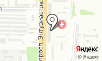 Почтовое отделение САРАТОВ 39 на карте