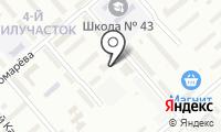 Почтовое отделение САРАТОВ 49 на карте