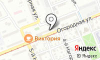 Почтовое отделение САРАТОВ 1 на карте