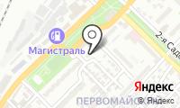 Почтовое отделение САРАТОВ 4 на карте