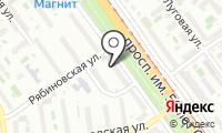 Почтовое отделение САРАТОВ 9 на карте