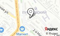 Почтовое отделение САРАТОВ 19 на карте
