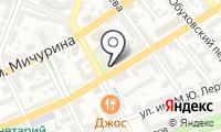 Почтовое отделение САРАТОВ 2 на карте