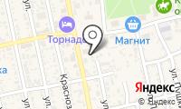 Почтовое отделение ЧЕРНЫЙ ЯР на карте