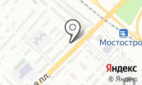 Почтовое отделение АСТРАХАНЬ 15 на карте