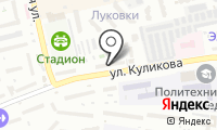 Почтовое отделение АСТРАХАНЬ 51 на карте