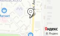 Почтовое отделение АСТРАХАНЬ 32 на карте