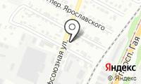 Почтовое отделение УЛЬЯНОВСК 23 на карте