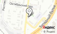 Почтовое отделение УЛЬЯНОВСК 8 на карте