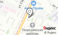Почтовое отделение УЛЬЯНОВСК 35 на карте