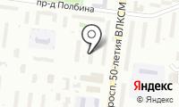Почтовое отделение УЛЬЯНОВСК 28 на карте
