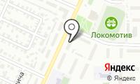Почтовое отделение УЛЬЯНОВСК 12 на карте