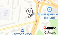 Почтовое отделение УЛЬЯНОВСК 26 на карте
