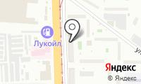 Почтовое отделение УЛЬЯНОВСК 61 на карте