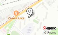 Почтовое отделение УЛЬЯНОВСК 6 на карте