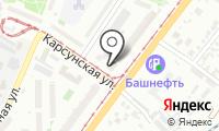 Почтовое отделение УЛЬЯНОВСК 48 на карте