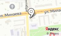 Почтовое отделение УЛЬЯНОВСК 17 на карте