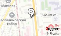 Почтовое отделение УЛЬЯНОВСК 2 на карте
