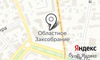 Почтовое отделение УЛЬЯНОВСК 3 на карте
