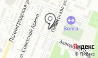 Почтовое отделение УЛЬЯНОВСК 31 на карте