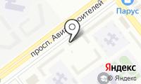 Почтовое отделение УЛЬЯНОВСК 64 на карте