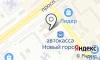 Почтовое отделение УЛЬЯНОВСК 51 на карте